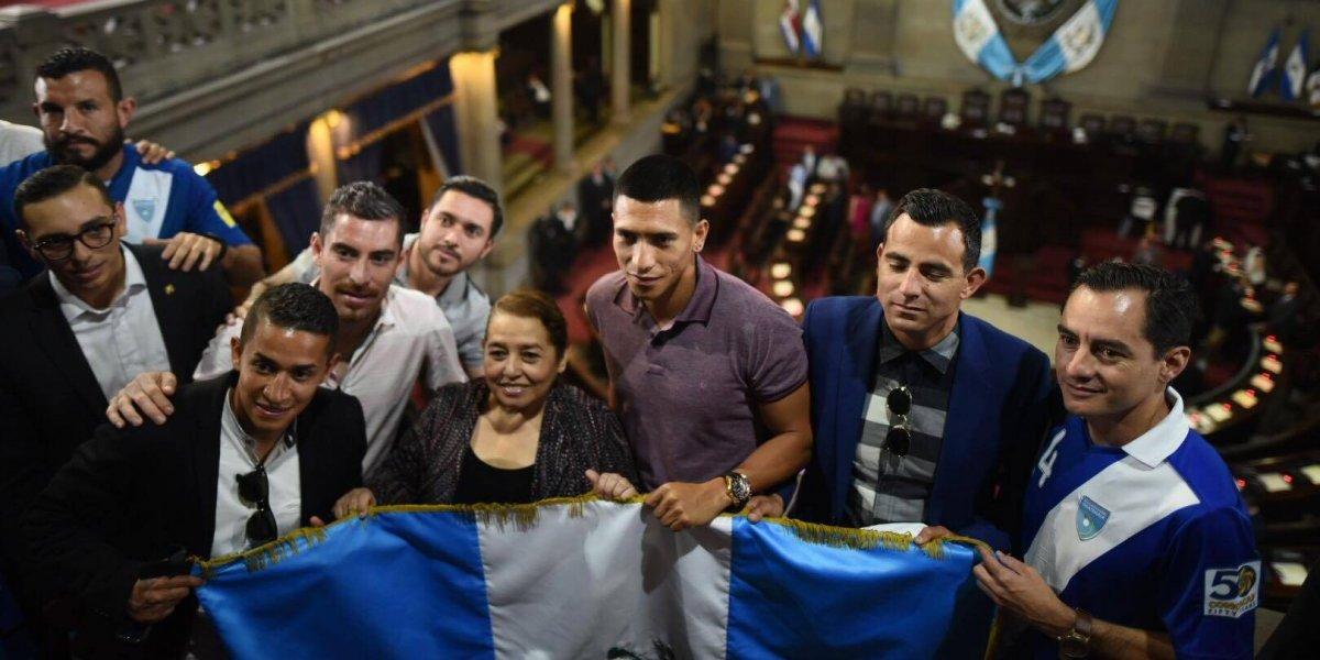 Futbolistas reaccionan con emoción ante respuesta del Congreso a la Ley del Deporte