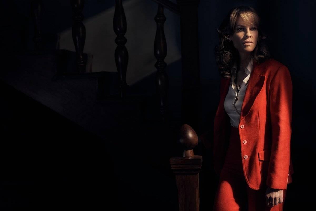 "Hilary Swank interpreta a Gail Getty en la serie ""Trust"". Foto: FOX Premium"