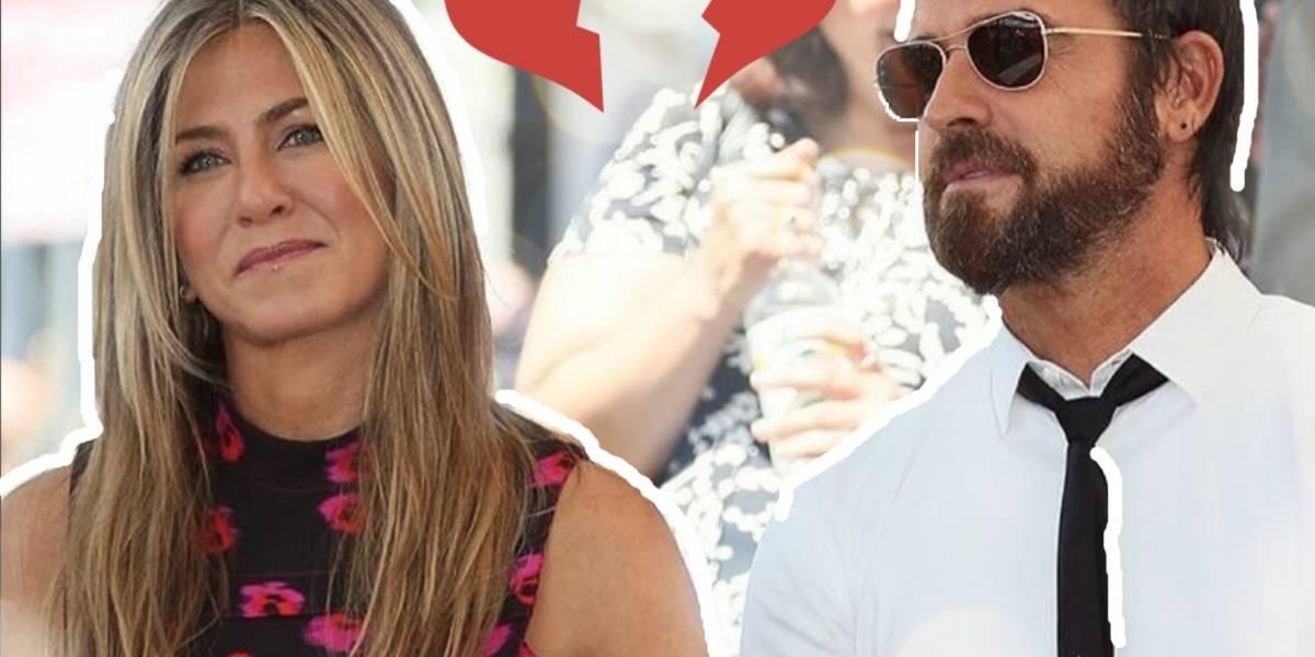La modelo de 25 años que pudo haber sido la razón del divorcio de Jennifer Aniston