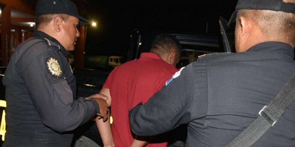 Capturan en Guatemala a hondureño pedido en extradición por EE. UU.