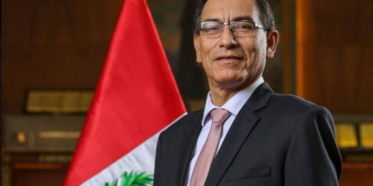 """Vicepresidente peruano ante la renuncia de PPK: """"Regreso para ponerme a disposición del país"""""""