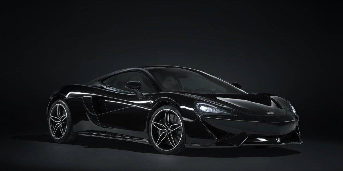 McLaren 570GT MSO Black Collection, más deportivo y más sofisticado