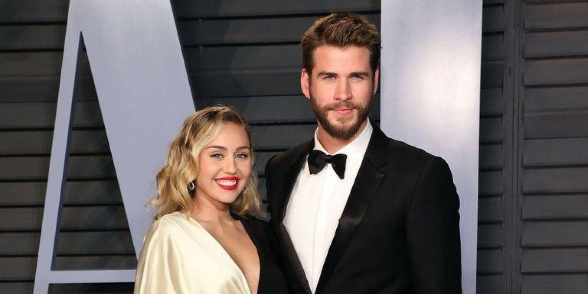 Miley Cyrus tiene un plan perfecto para su boda secreta con Liam Hemsworth