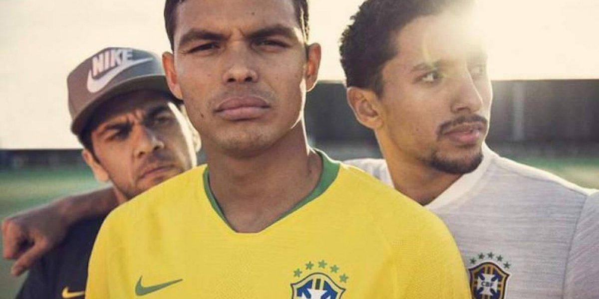 Brasil presenta jersey inspirado en México 70