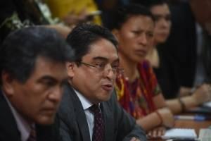 PDH en citación de comisión de Derechos Humanos del Congreso