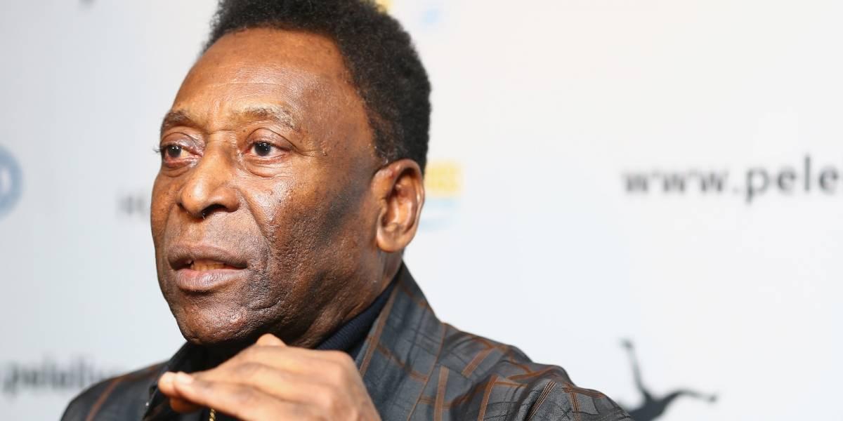 La salud de Pelé vuelve a preocupar al mundo del futbol