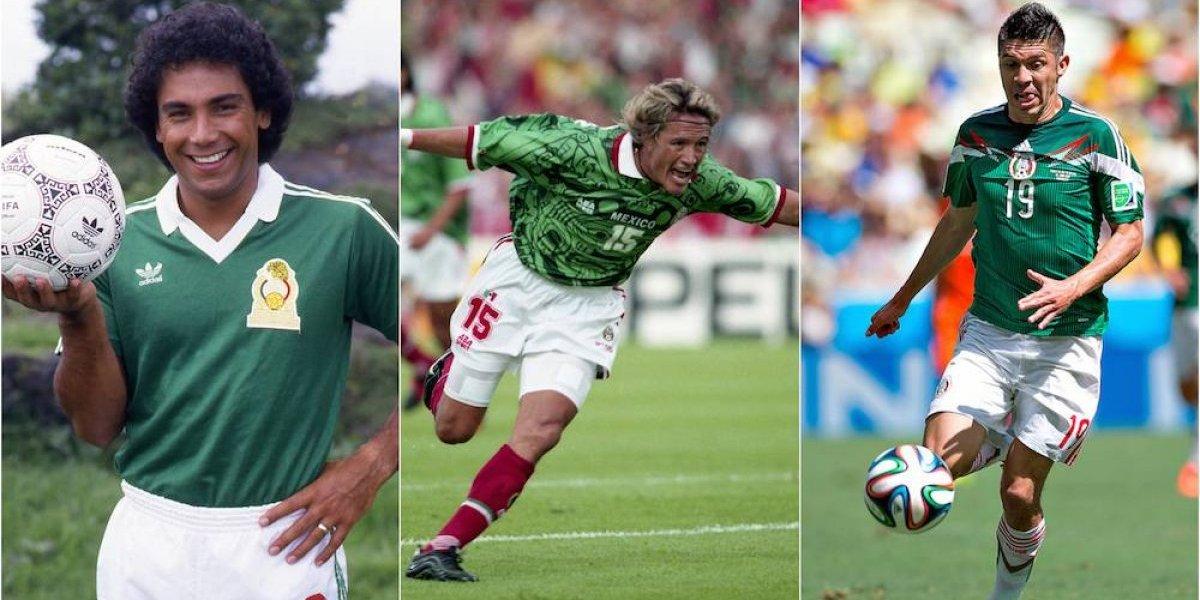 ¿Cuál es la playera más bonita que México ha utilizado en las Copas del Mundo?