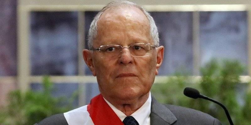 PPK deja de ser presidente de Perú