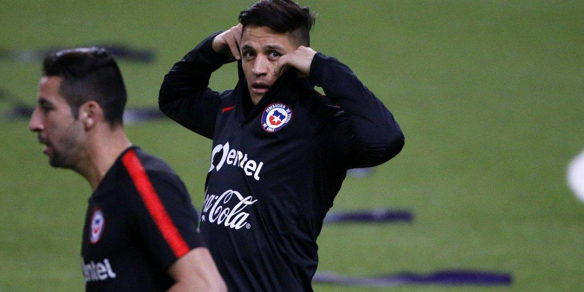 """Alexis y la automarginación de Bravo: """"Le dije a Claudio que las puertas de la Roja están abiertas para él"""""""