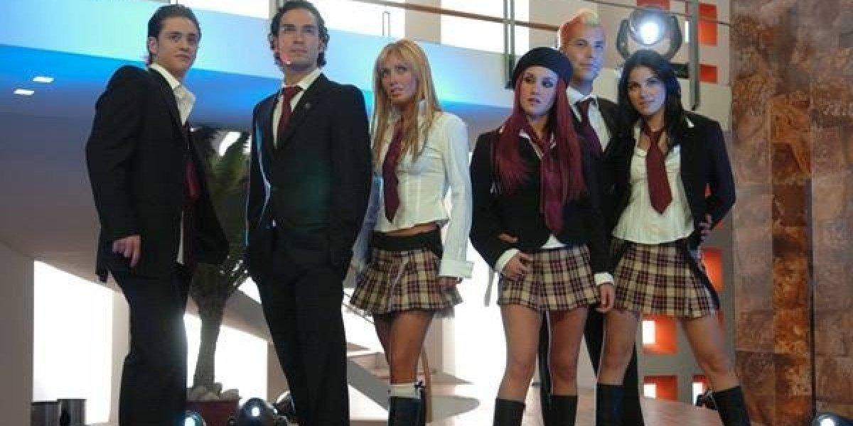 ¡Regresa Rebelde! Conoce a las nuevas y sexys protagonistas