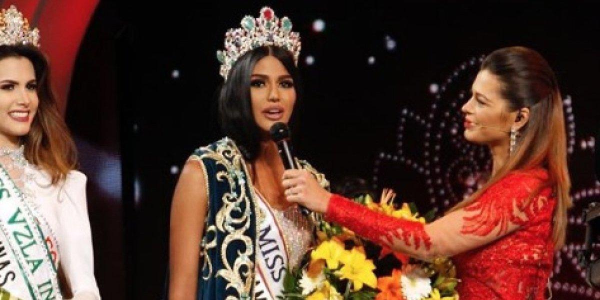 Miss Venezuela investigará supuesta red de prostitución