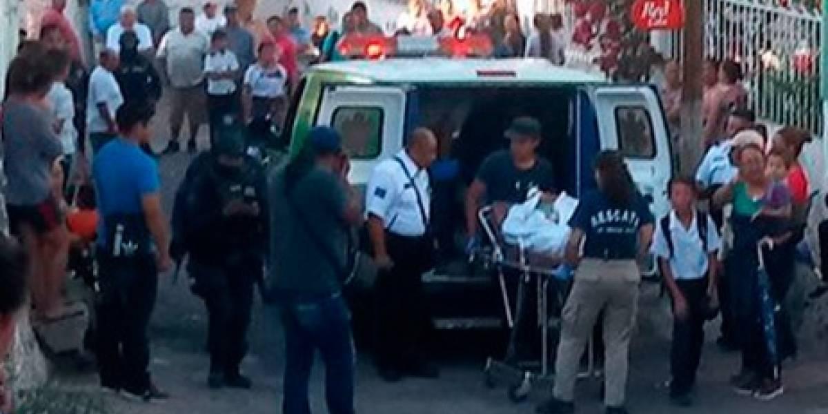 Atropellan a al menos una decena de niños en La Piedad, Michoacán