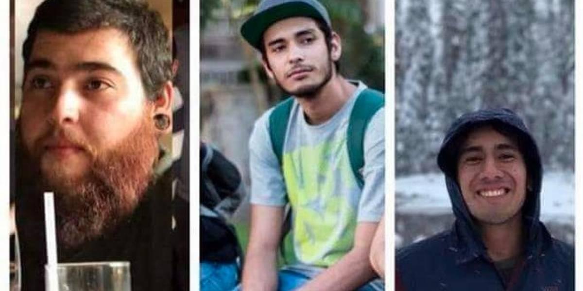 Acuden a declarar cinco policías por desaparición de jóvenes