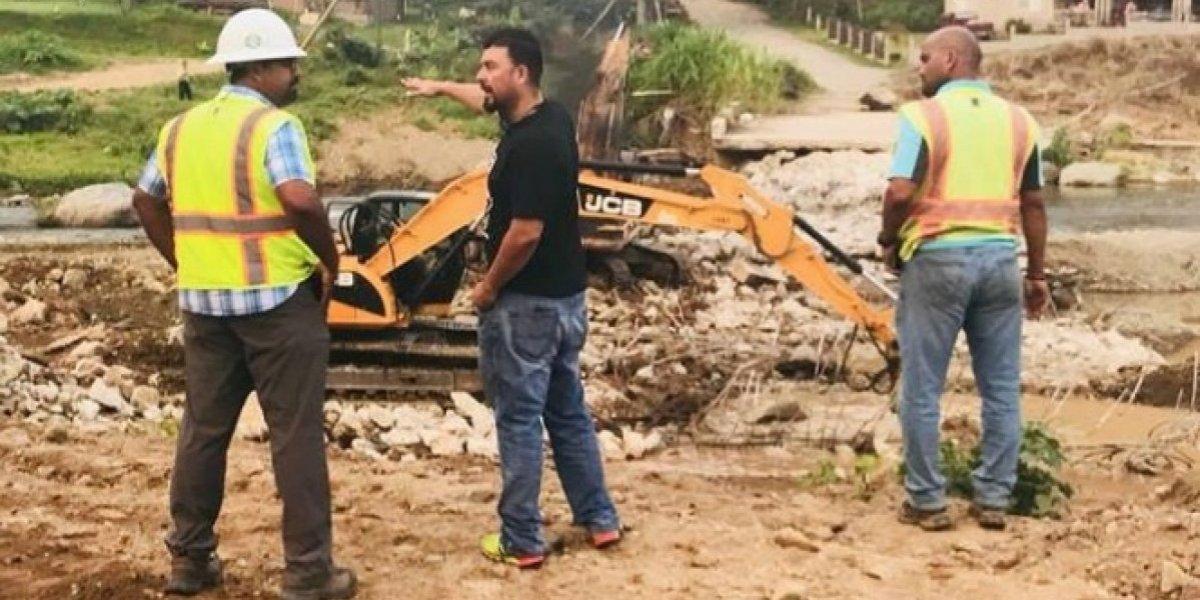Casa Blanca reconoce labor de alcalde de Utuado