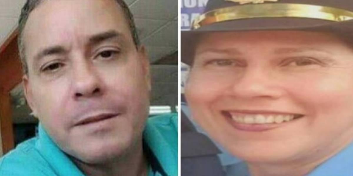 En la cárcel asesino de mujer teniente de la Policía