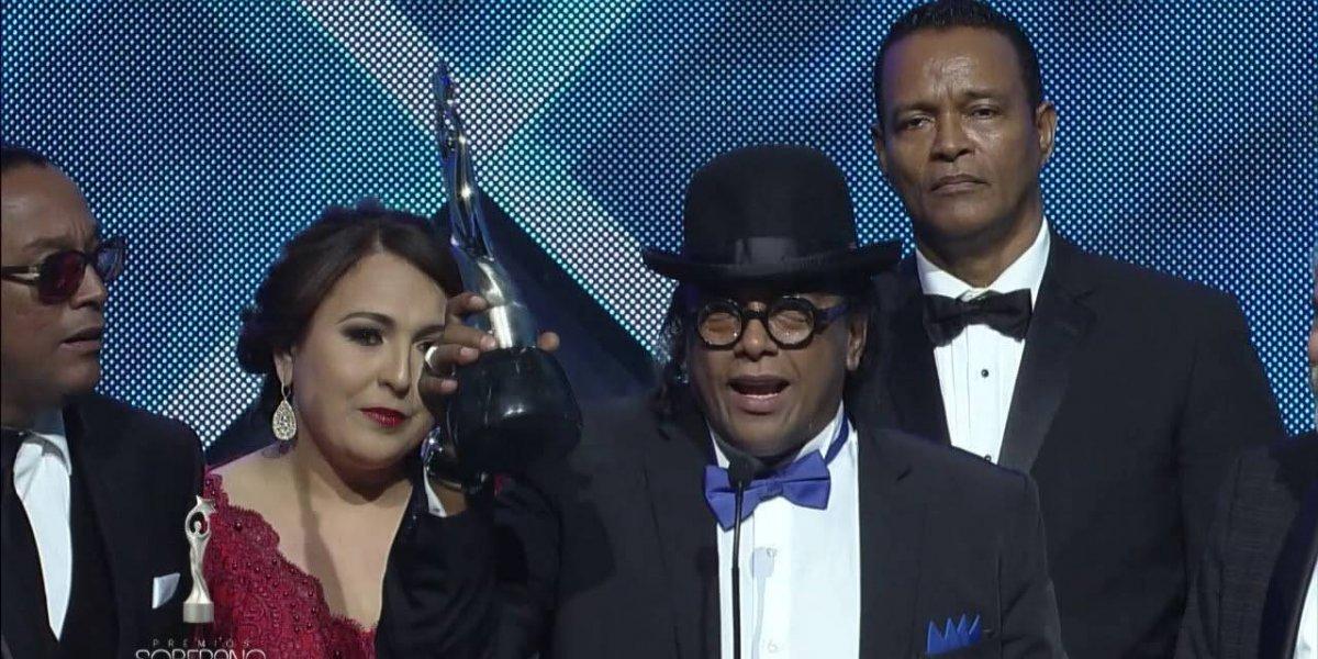 ¡Enhorabuena! a todos los ganadores de Premios Soberano 2018