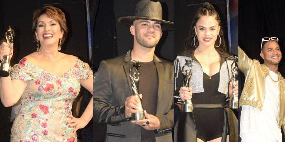 ¡Enhorabuena! a todos los ganadores de Premios Soberano