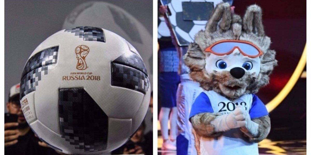 El Telstar 18 y la mascota del Mundial inician su viaje rumbo al espacio