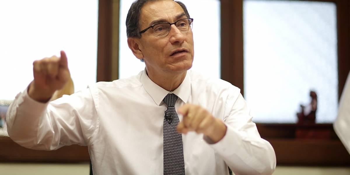 Perfil: Martín Vizcarra, el sucesor de PPK en la presidencia de Perú