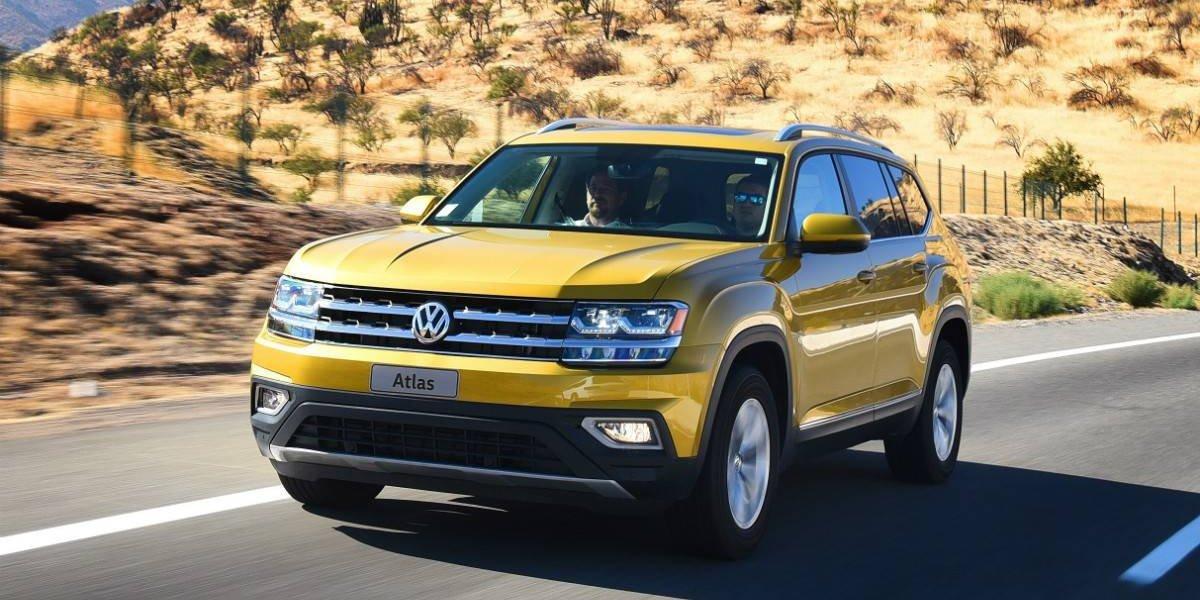 Volkswagen presenta su nuevo titán, Atlas
