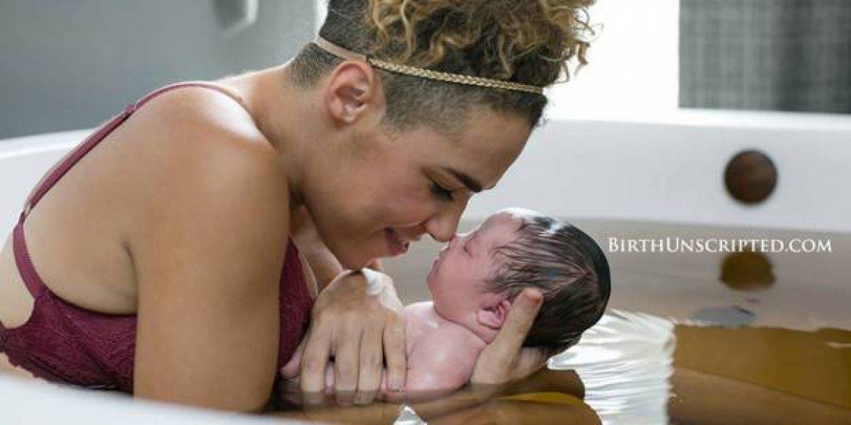 Mãe descobre que deu a luz a bebê com síndrome de Down e reação fica gravada em vídeo emocionante