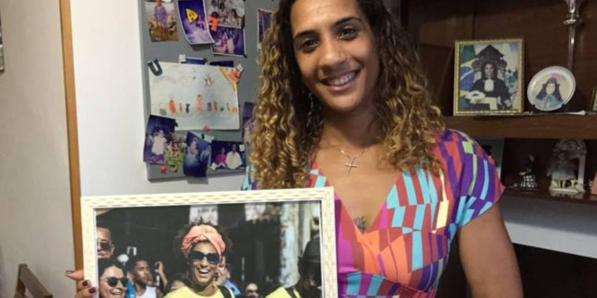 O que o papa disse em ligação à família de Marielle, segundo irmã da vereadora assassinada