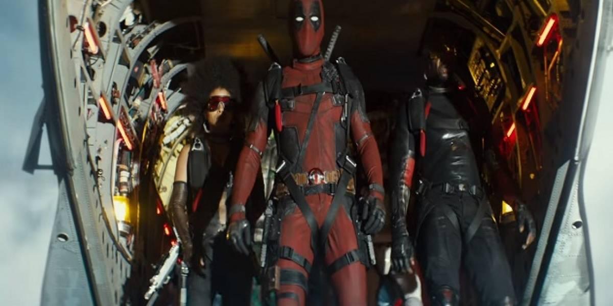 Mira el segundo tráiler de Deadpool 2