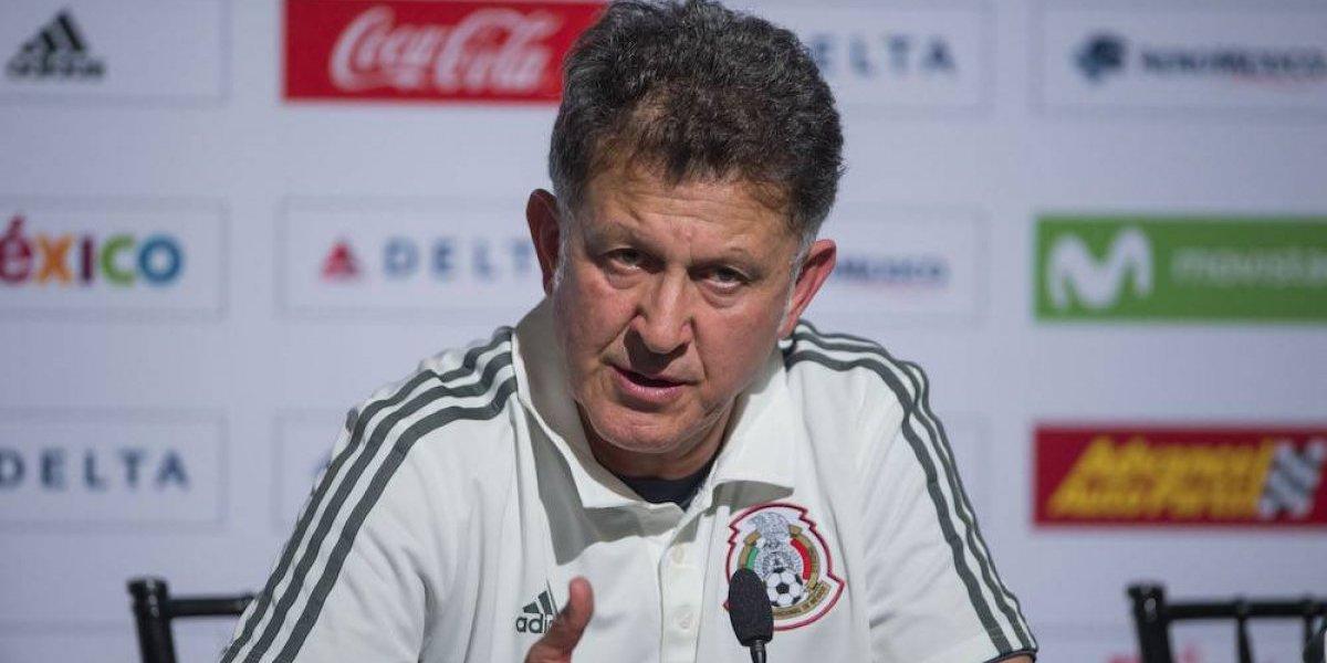 Juan Carlos Osorio promete llevar a México a semifinales del Mundial