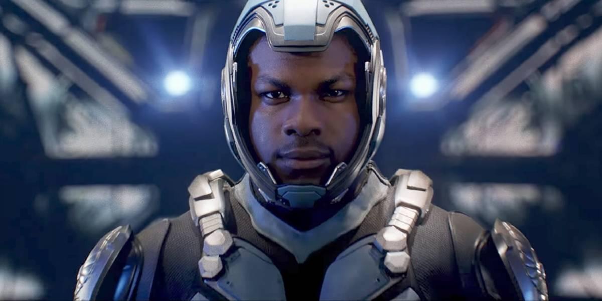 Círculo de Fogo – A Revolta: John Boyega encara monstros gigantes em novo sci-fi