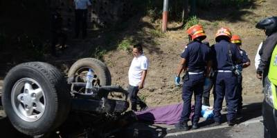 accidente de tránsito en zona 16
