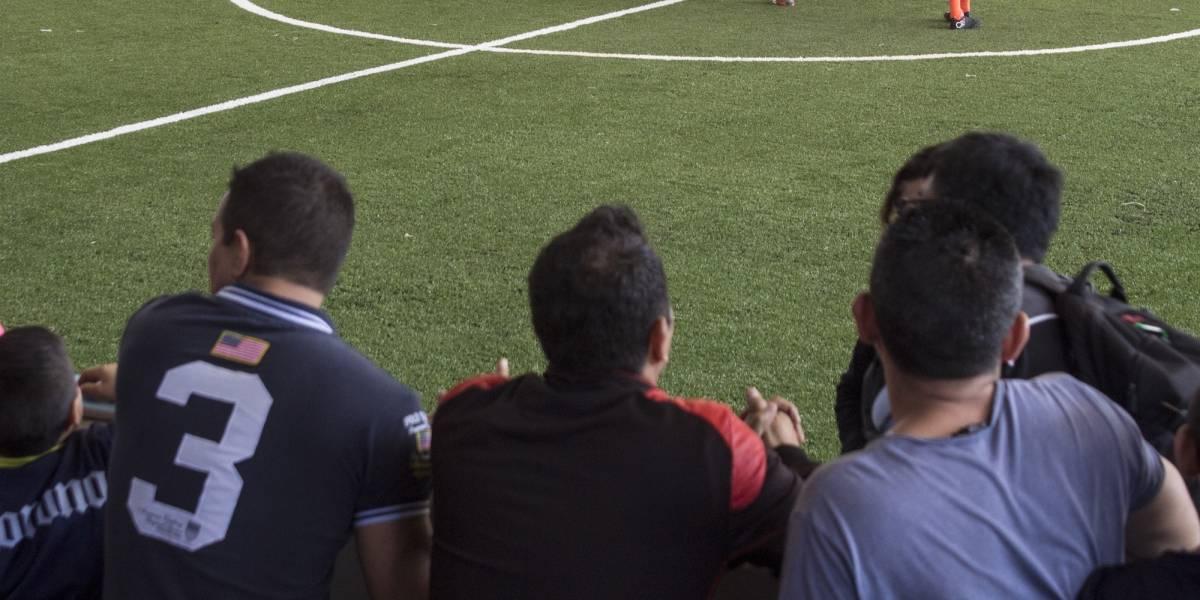 Asesinan a dos jugadores en CDMX antes de disputar las semifinales