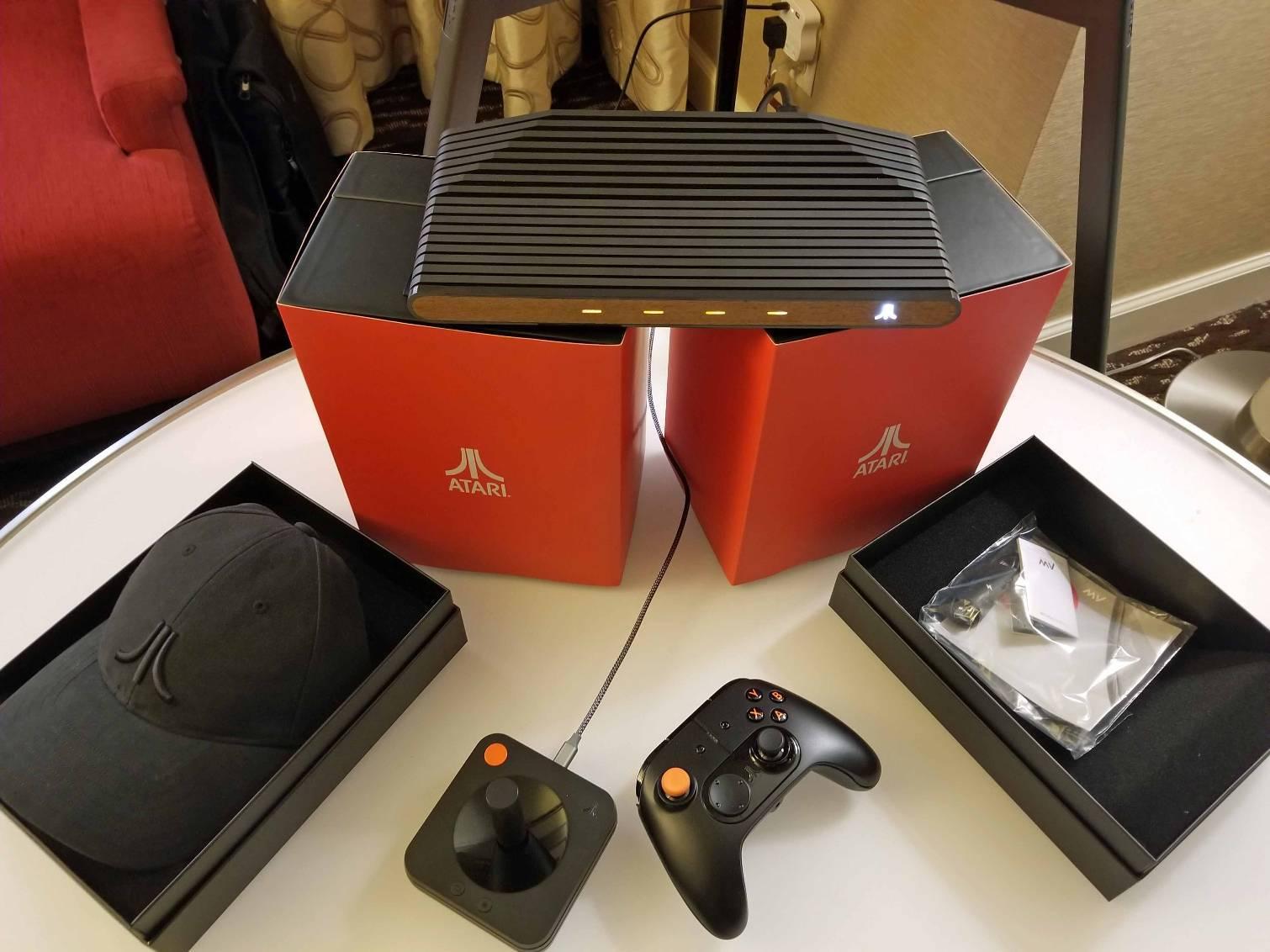 La Atari VCS no es una consola de juegos, sino un computador Linux
