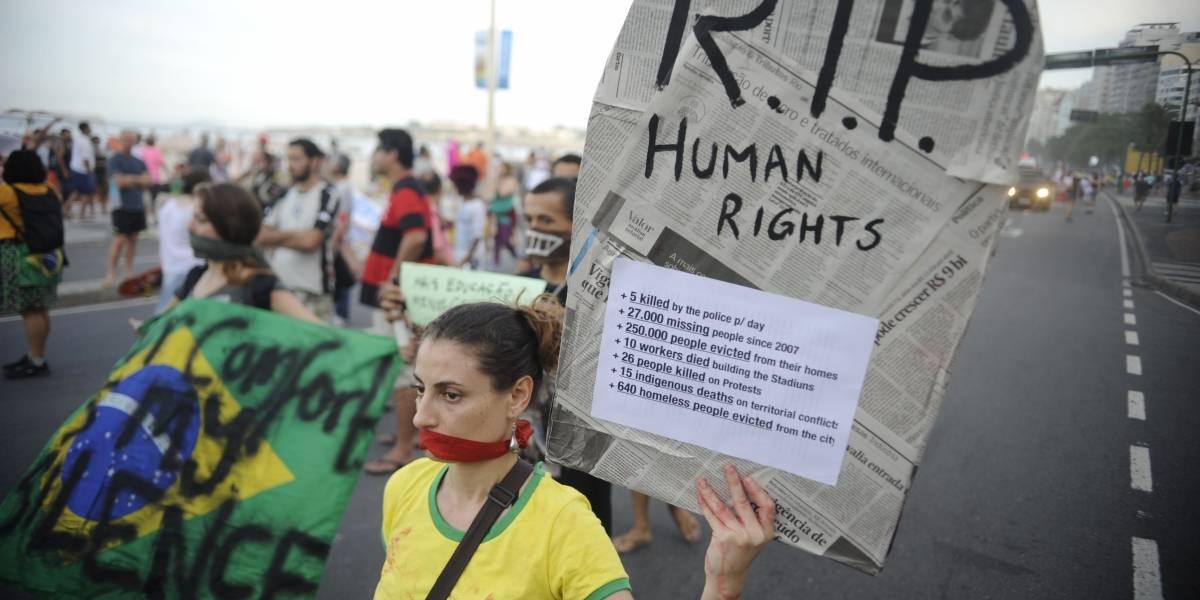 'Direitos humanos para humanos direitos': por que essa é uma ideia tão difundida hoje?