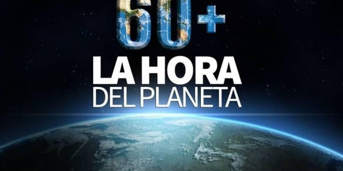 Combate el cambio climático junto con la Hora del Planeta