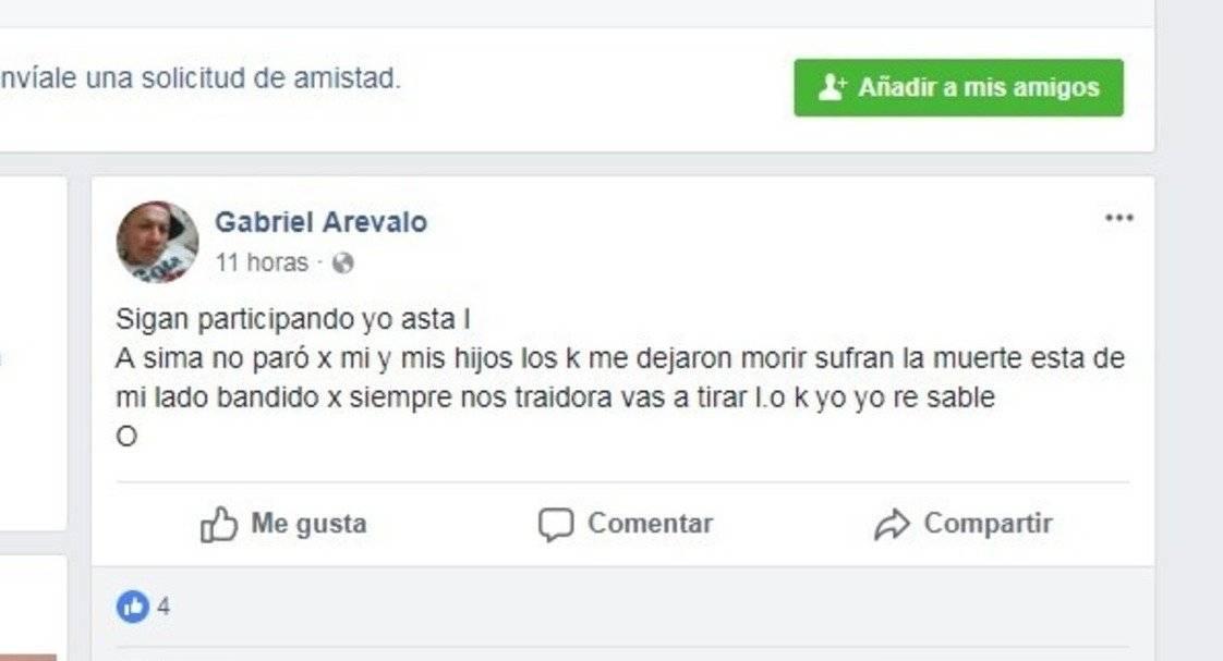 argentino policía