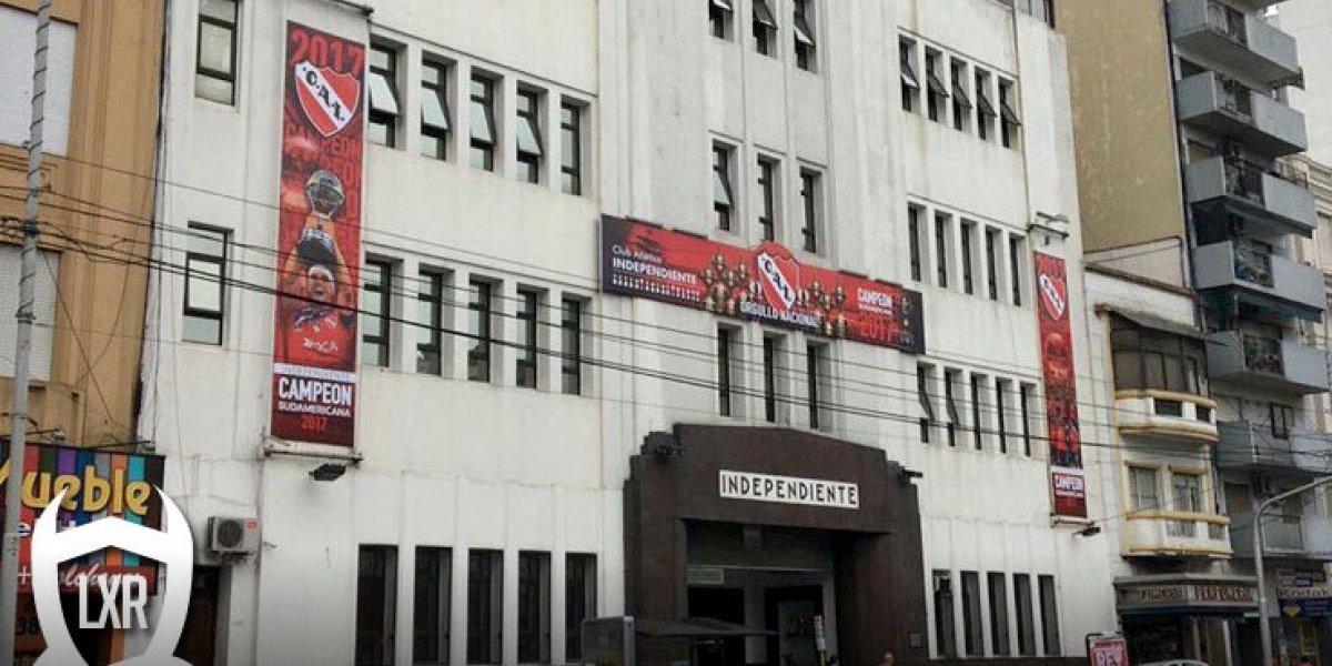 Escándalo en Independiente: juvenil denunció a ex jugador de pertenecer a red de prostitución