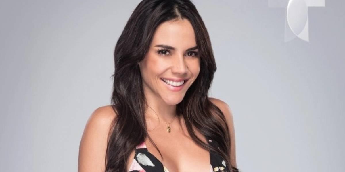 Carolina Gaitán no dejó nada a la imaginación en foto