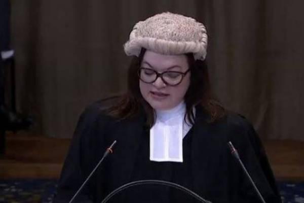 jurista australiana