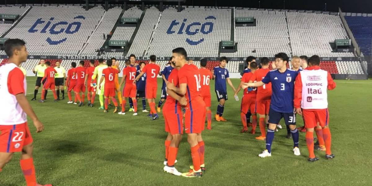 Para ilusionarse: La Rojita sub 20 venció a Japón en torneo amistoso internacional