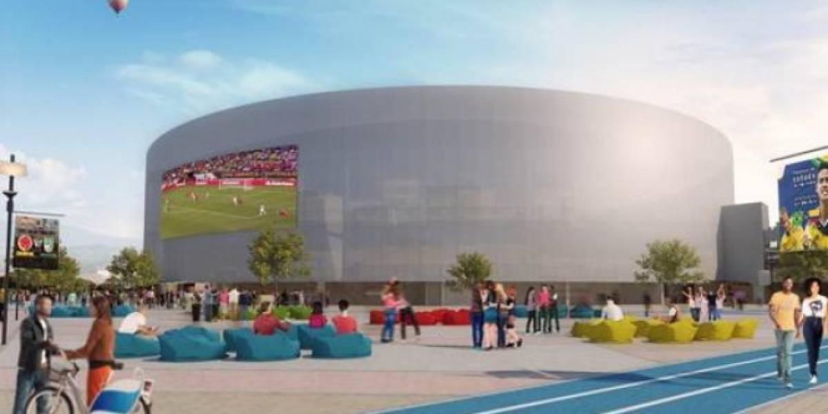 El renovado 'Coliseo El Campín' ya tiene nuevo nombre y patrocinador por los próximos 20 años