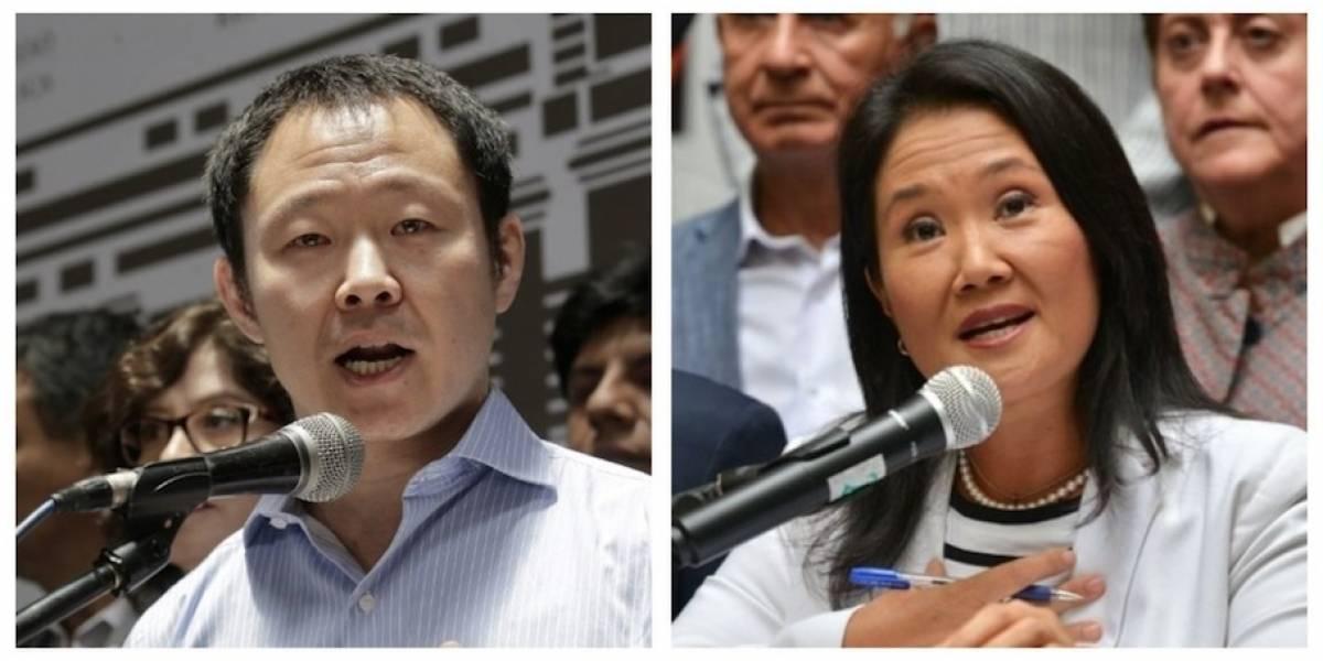 Kenji Fujimori declara ante fiscal en caso contra su hermana Keiko