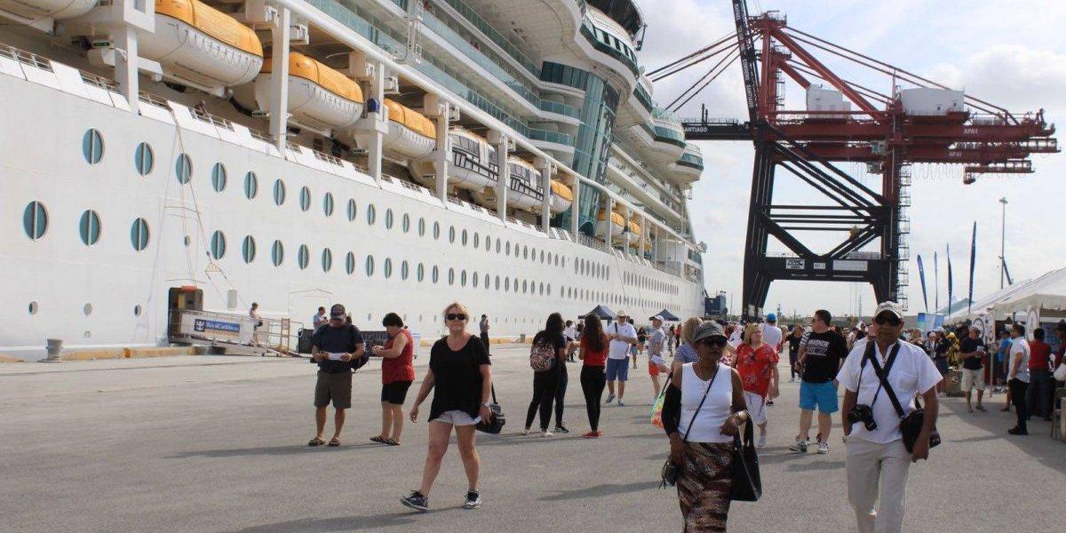 Puerto de Ponce recibe otra vez crucero Serenade of the Seas