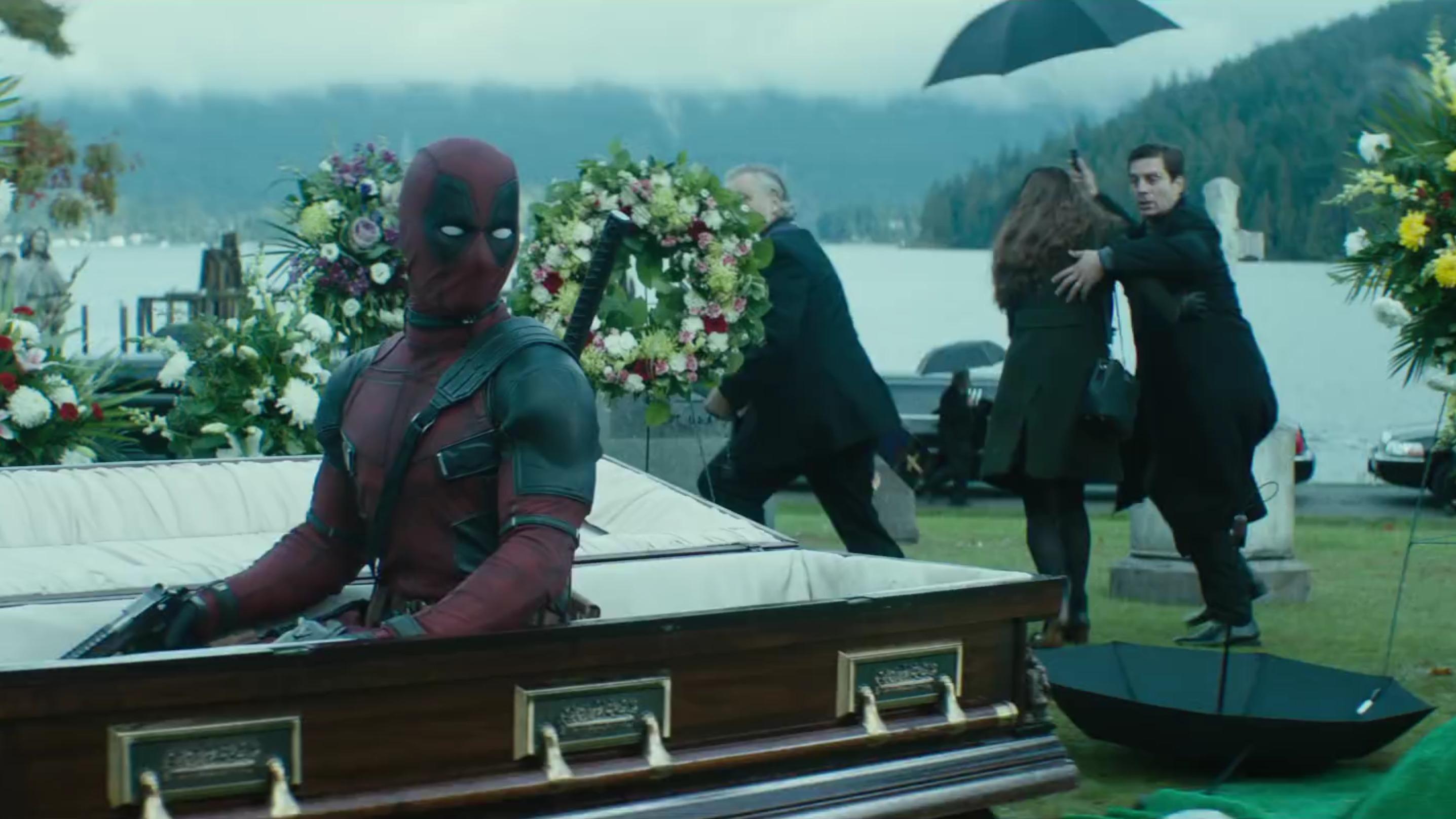 En el último tráiler de 'Deadpool 2', Wade Wilson reúne a los X-Force