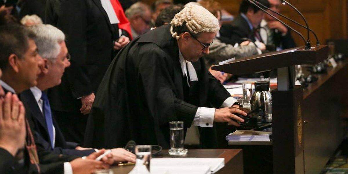 En simple y fácil: lo que dijeron los abogados que representaron a Chile en los alegatos en La Haya