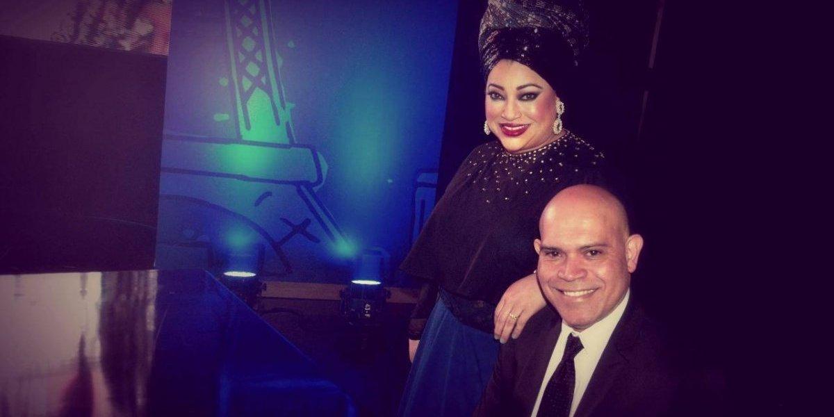 """Hoy y mañana """"A piano y voz"""" con Diomary la Mala y Amaury Sánchez"""