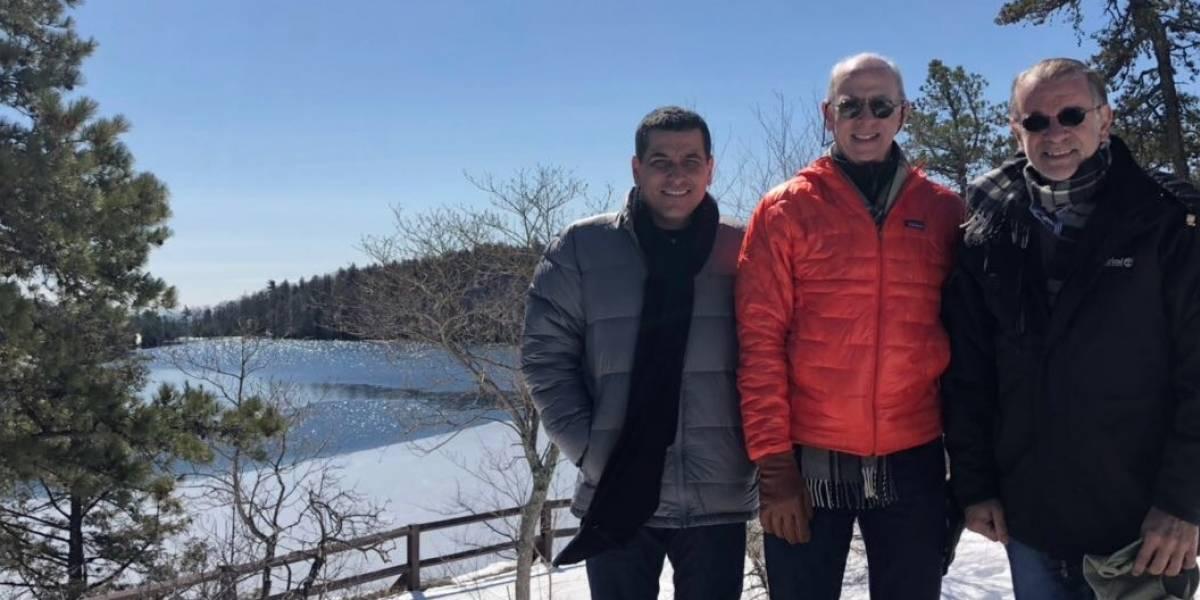 Atlántico y Bolívar buscan respaldo del Open Space Institute para reserva tití cabeciblanco