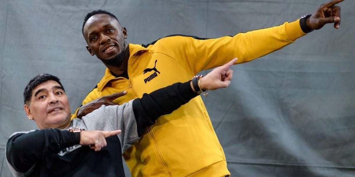 Campeón olímpico y mundial, Usain Bolt, inicia su sueño de ser futbolista este viernes