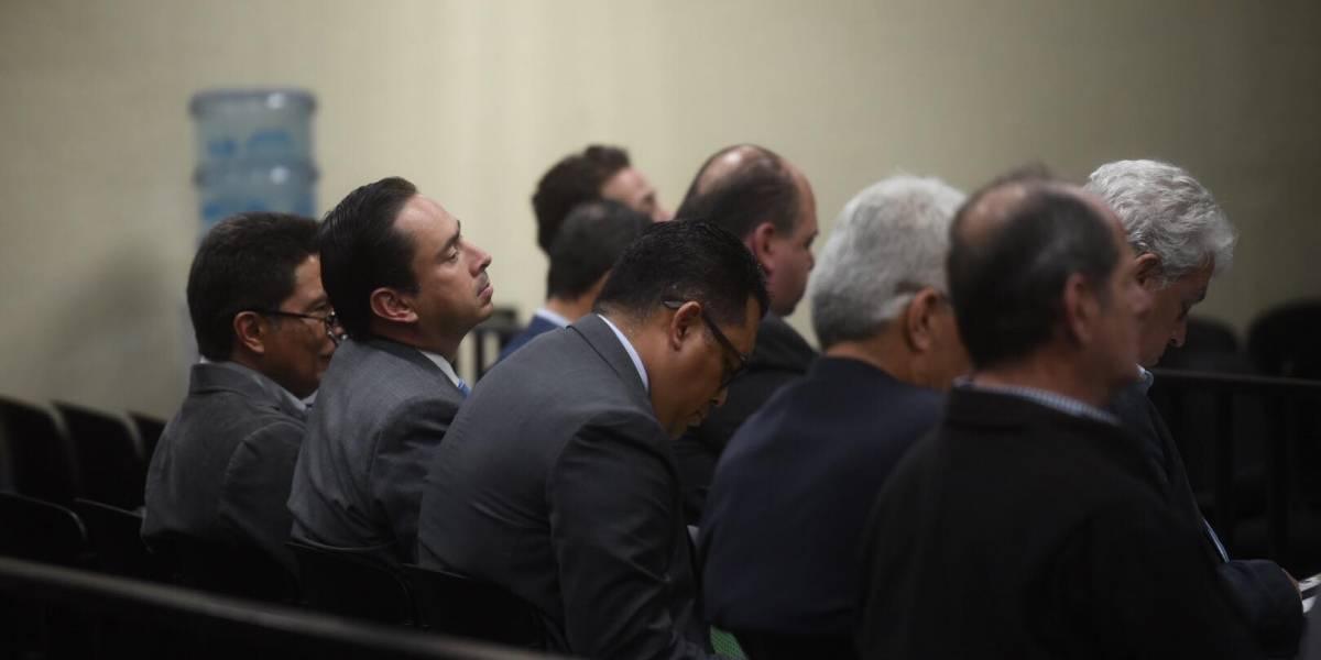 Emiten sentencia para nueve empresarios que pagaron sobornos a Sinibaldi