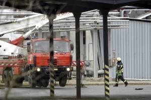 Explosión en planta química de la República Checa