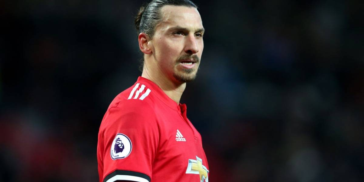 No jugó con Alexis: Zlatan Ibrahimovic terminó su contrato con Manchester United